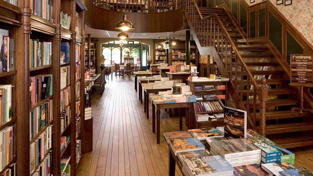 boekenwinkel nederland