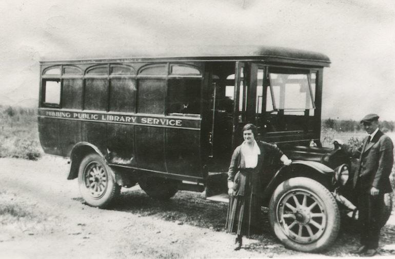 1918, Hibbing Public Library