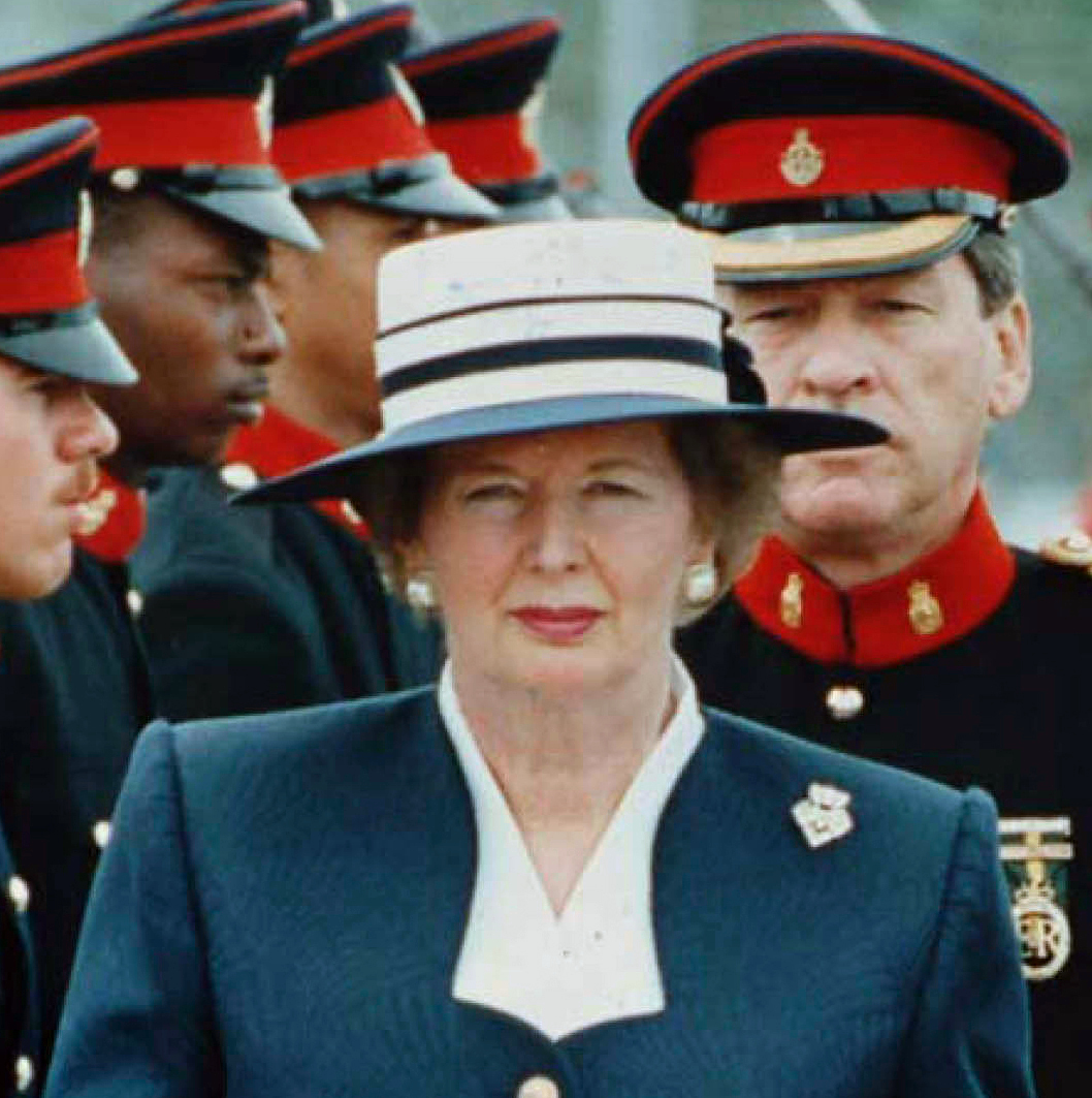 margaret thatcher literature review Review review interpretation of the news based on evidence, including data thatcher and the queen square off in 'handbagged susan lynskey as margaret thatcher in moira buffini's handbagged.