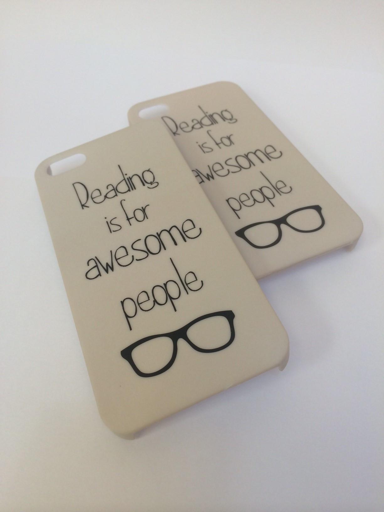 Hét perfecte iPhonehoesje voor iedereen die van boeken houdt.