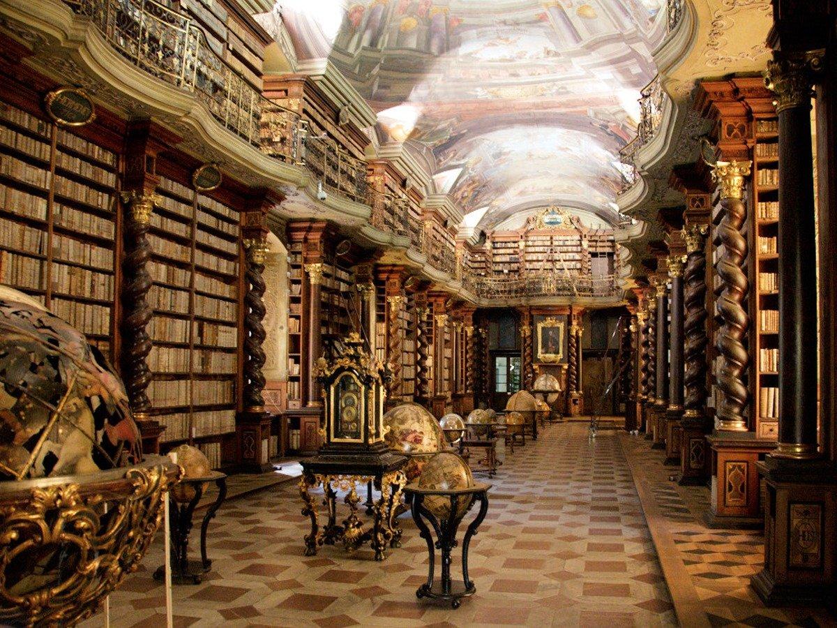 Deze 20 prachtige bibliotheken moet je gezien hebben mustreads - Bibliotheek van de wereld ...
