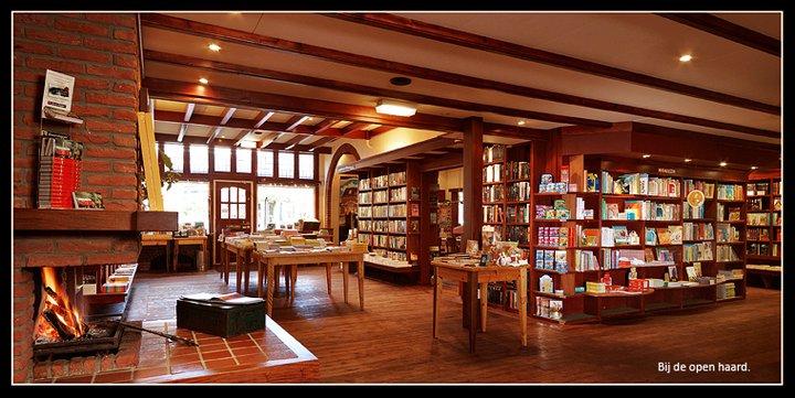 grote boekhandels nederland