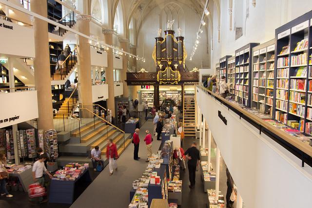 boekhandel nederland