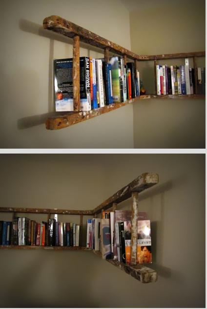 10 Creatieve Ideeën Voor Doe Het Zelf Boekenkasten Mustreadsnl