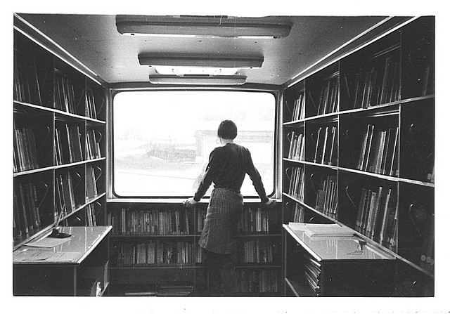 Via Flickr: Bibliobussen