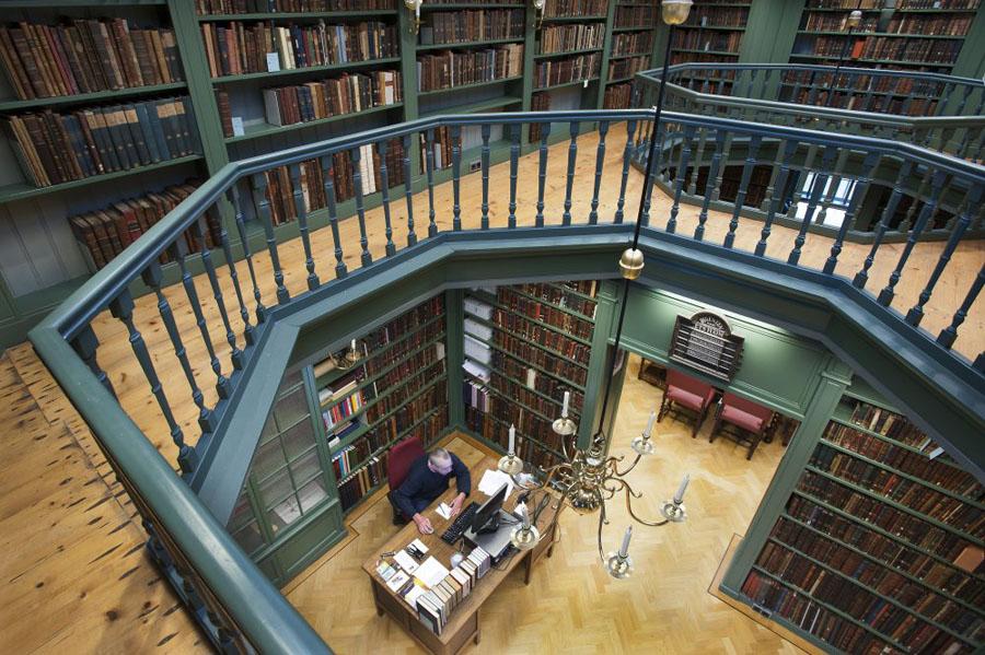 10 bijzondere historische bibliotheken in nederland mustreads - Bibliotheek van de wereld ...