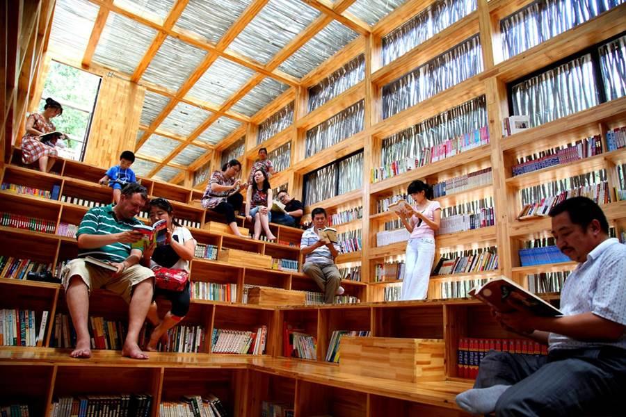 Bijzonder bibliotheek